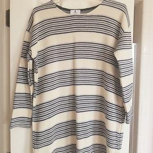Dress or long sweater shirt